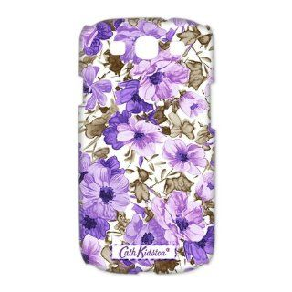 Unique Design Personalized Cath Kidston Flowers Hard Plastic Printed Case Protector for Samsung Galaxy S3 I9300 D54 Cell Phones & Accessories