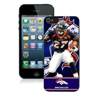 NFL Denver Broncos 27 Knowshon Moreno for Iphone 4s Cases Cell Phones & Accessories