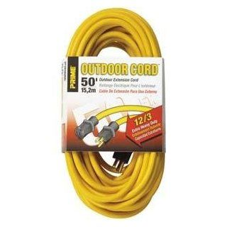 50Ft 12/3 Outdoor Extension Cord
