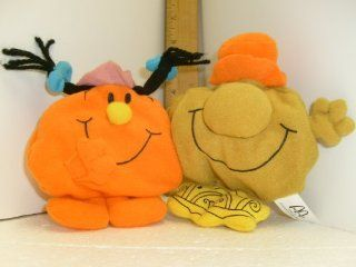 Roger Hargreaves Mr. Men Little Miss (Little Miss Fickle Mr. Silly) Toys & Games