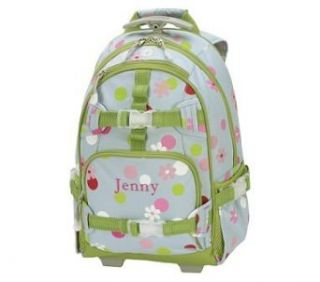 Pottery Barn Kids Girls' Mackenzie Rolling Backpacks Bags Apparel Clothing