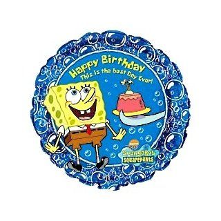 Happy Birthday Spongebob  Taffy Candy  Grocery & Gourmet Food