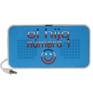 El Hijo Número 1   Number 1 Son in Chilean Notebook Speakers