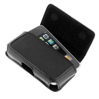 NEW Leather Carrying & Protection Case (Perfect Fit) for Verizon Wireless Blackberry Storm 9530, AT&T Samsung sgh i607 Blackjack I, sgh i617 Blackjack II, A827 Access, SPH i325 ACE, Sprint m800 Instint, PANTECH Slate c530, Motorola Q, Q9c, Q9h, Q9m