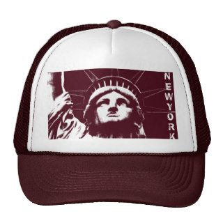 New York Caps New York Souvenir Liberty Gifts Trucker Hat