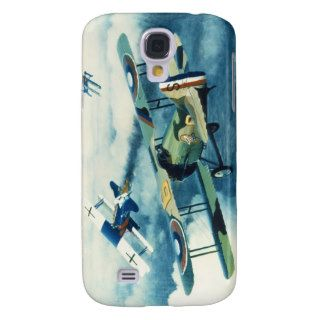 Two Down to Glory by William S. Phillips Galaxy S4 Case