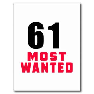 61 Most Wanted Funny Birthday Design Post Cards