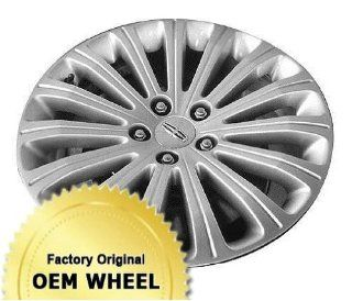 LINCOLN MKX 18x8 15 SPOKE Factory Oem Wheel Rim  HYPER SILVER   Remanufactured Automotive