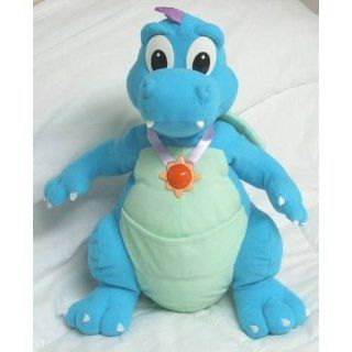 "12"" Dragon Tales Talking Light Up Plush Ord Toys & Games"