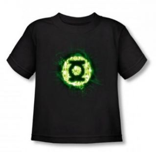 Green Lantern   Chosen Ones Toddler T Shirt In Black, Size 2T, Color Black Clothing