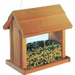 North States 1513 3 1/2 Pound Capacity Hanging Birdfeeder  Wild Bird Tube Feeders  Patio, Lawn & Garden
