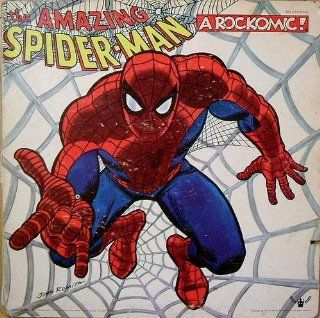 The Amazing Spider Man A Rockomic Music