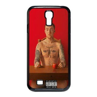 Mac Miller Case for Samsung Galaxy S4 I9500   Custom Your Own Cover Case BC8903 Cell Phones & Accessories