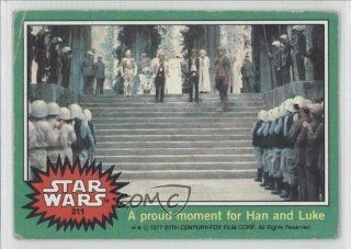 [Missing] COMC REVIEWED Good to VG EX (Trading Card) 1977 Topps Star Wars #211 Entertainment Collectibles