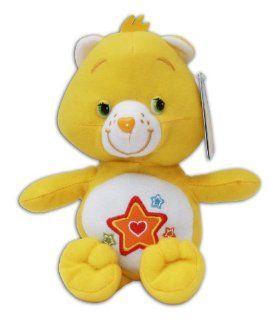 Superstar Bear 7''/9'' Plush Care Bears Yellow Orange Star Teddy Super Soft Toy Toys & Games