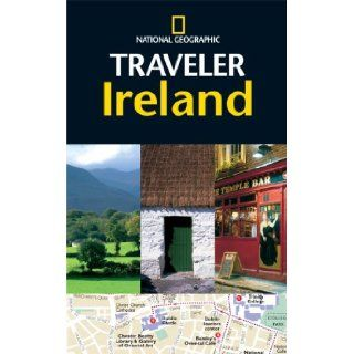 National Geographic Traveler Ireland Christopher Somerville 0727994518358 Books