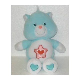 "Proud Heart Cat Care Bear Cousins 8 Plush"" Toys & Games"