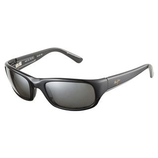 Maui Jim Stingray 103 02 Gloss Black 55 Sunglasses Maui Jim Fashion Sunglasses