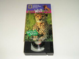 Really Wild Animals Swinging Safari (44 Minute Vhs) Toys & Games