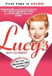 Lucy's Really Lost Moments (In Color) Lucille Ball, Desi Arnaz, Legend  Instant Video