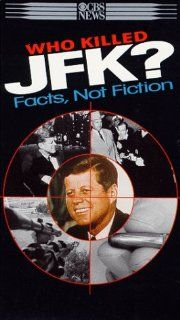 Who Killed JFK? [VHS] Dan Rather, Phil Jones, Erin Moriarty, Richard Schlesinger Movies & TV