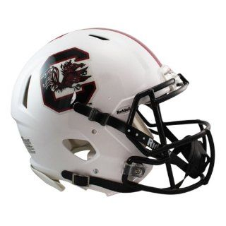 South Carolina Gamecocks Authentic Revolution Speed Football Helmet  Sports Related Collectible Full Sized Helmets  Sports & Outdoors