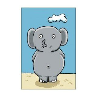 Recordable Audio Greeting Cards (Message Length 20 Sec.)   Elephant