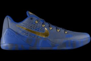 Nike Kobe 9 iD Custom Basketball Shoes   Gold