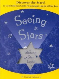 Seeing Stars Shining Star Light 10 Constellation Cards Flashlight And Book Of Star Lore Seeing Stars  Other Products