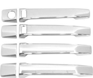 Mercedes 300SD/300SE/400SE/400SEL/500SEC/500SEL/600SEC Door Handle Covers   Chrome, 8pc Set 92 93 Automotive