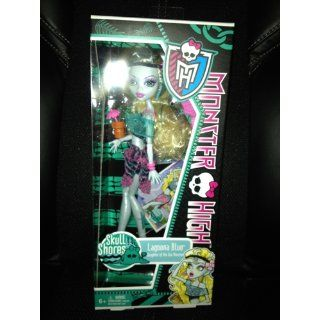Monster High Skull Shores Lagoona Blue Doll Toys & Games