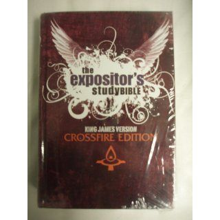 The Expositors Study Bible King James Version (Crossfire Edition) Jimmy Swaggart 9781934655429 Books