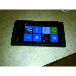 Nokia Lumia 920 RM 820 32GB AT&T Locked 4G LTE Windows 8 OS Smartphone   Black Cell Phones & Accessories