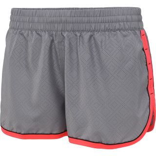 UNDER ARMOUR Womens Great Escape II Perforated Running Shorts   Size Medium,