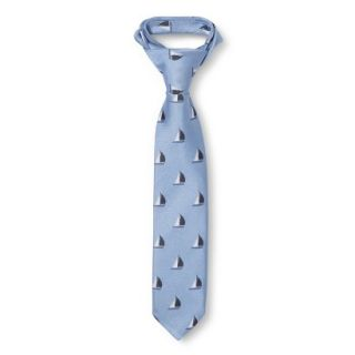 G Cutee Boys Neck Tie   Clear Blue 2T 4T