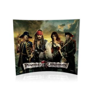 Pirates of the Caribbean On Stranger Tides (Group Collage) Memorabilia