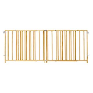 North States Extra Wide Wood Swing Gate   15781592