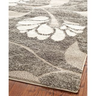 Safavieh Florida Shag Light Smoke Area Rug