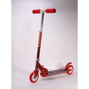 Light Up Scooter  Red   Fitness & Sports   Wheeled Sports   Scooters
