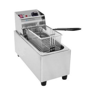Eurodib 16 7.6 Liter Electric Deep Fryer