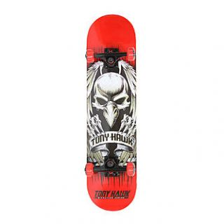 Tony Hawk Banner Skateboard   Red   Fitness & Sports   Wheeled Sports