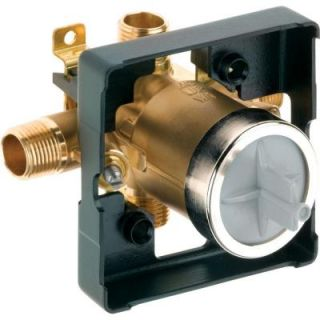 Delta MultiChoice Universal Tub and Shower Valve Body Rough in Kit R10700 UNWS