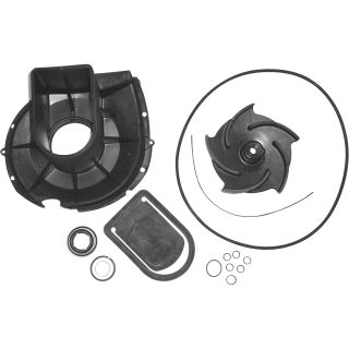 Pacer Water Pump Rebuild Kit — For Item# 109962 Chemical Water Pump, Model# 58-702EP-P  Engine Driven Clear Water Pumps