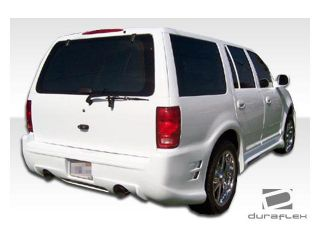 1997 2002 Ford Expedition Duraflex Platinum Rear Bumper 101823