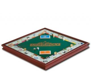 The Franklin Mint Monopoly Deluxe —