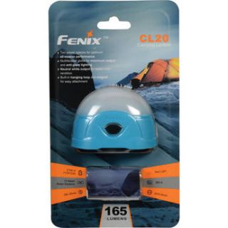 Fenix Flashlight CL20 Dual Color LED Camping Lantern CL20WRBL B