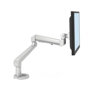 Single Monitor Height Adjustable Arm