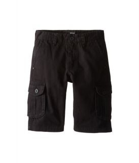 Hurley Kids One & Only Cargo Shorts (Big Kids) Black