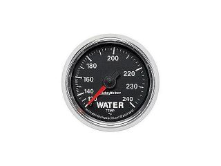Auto Meter GS Mechanical Water Temperature Gauge