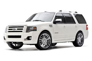 2007 2014 Ford Expedition Full Body Kits   3D Carbon 691260   3D Carbon Full Body Kits